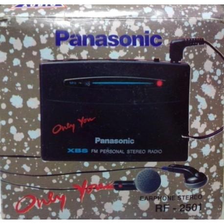 Radio Kaset Recorder ONLY YOU Panasonic
