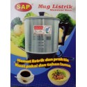 Mug Listrik SAP Stainless Asli & Baru