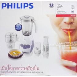 Blender 4in1 Philips HR2118 Asli, Baru, Garansi Resmi