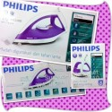 Strika Philips GC122 Dry Iron Model Baru Ungu Menawan