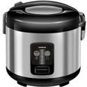 Sanken Rice Cooker SJ2100 Stainless Asli, Baru, Garansi Resmi