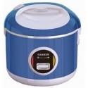 Rice Cooker Sanken SJ3010 Stainless Biru Asli, Baru, Garansi Resmi