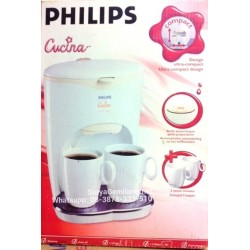 Coffee Maker Philips HD7140 Compact Holland Asli, Baru, Garansi Resmi