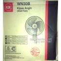 Wall Fan KDK 12 inch WN30B Asli, Baru, Garansi Resmi
