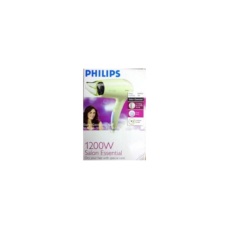 Hair Dryer Philips HP4931 Lipat 1200watt Asli Baru