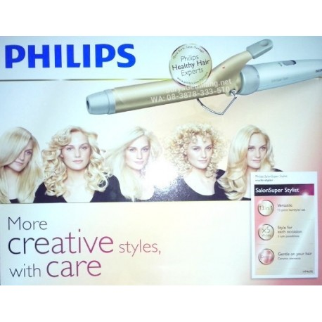 Hair Dryer 13in1 Philips HP4698 Catok Multi Asli, Baru, Garansi Resmi
