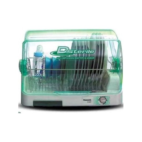 Dish Dryer Panasonic FD-S03S1 D'Sterile ASli, Baru, Garansi Resmi Panasonic