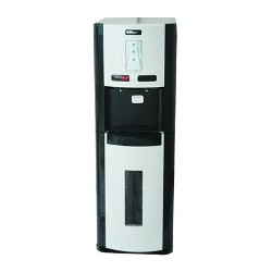 Dispenser Miyako Galon Bawah WDP300 Hot Cold Asli, Baru, Garansi Resmi