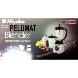 Blender Miyako Baru BL-52PI Dua Gelas Besar Asli, Baru, Garansi Resmi