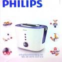 Toaster Roti Philips HD2630 Loncat Defrost Asli, Baru, Garansi