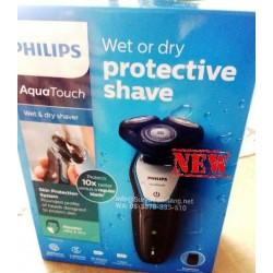 Shaver S5070 Philips Aquatec TERBARU Bonus Brush Asli, Garansi Resmi