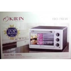 Kirin Electric Oven KBO19LW Low Watt Rendah 19Lt Asli, Baru, Garansi