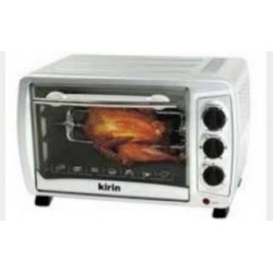 Oven Electric KIRIN KBO250RA Ayam 25Liter Asli, Baru, Garansi Resmi