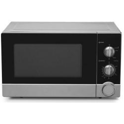 Sharp Microwave R-21D0(S)IN Low Watt Pintu Kaca Asli, Baru, Garansi Resmi