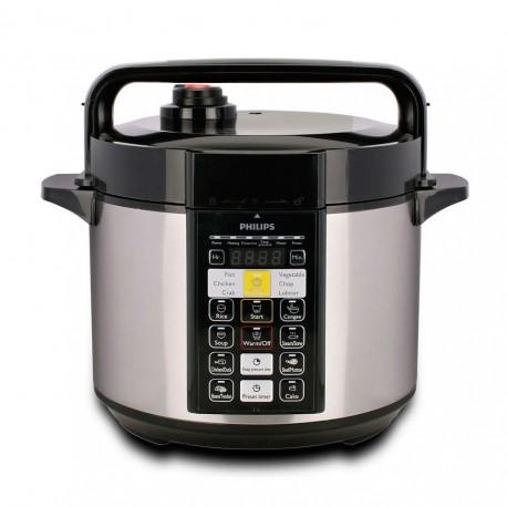 Philips Presto Pressure Cooker HD2136 Stainless Digital Ori, Asli, Baru, Garansi Resmi