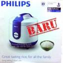 Philips HD3119 Rice Cooker Body Putih Biru, Hijau, Merah Ori, Asli, Baru, Garansi Resmi